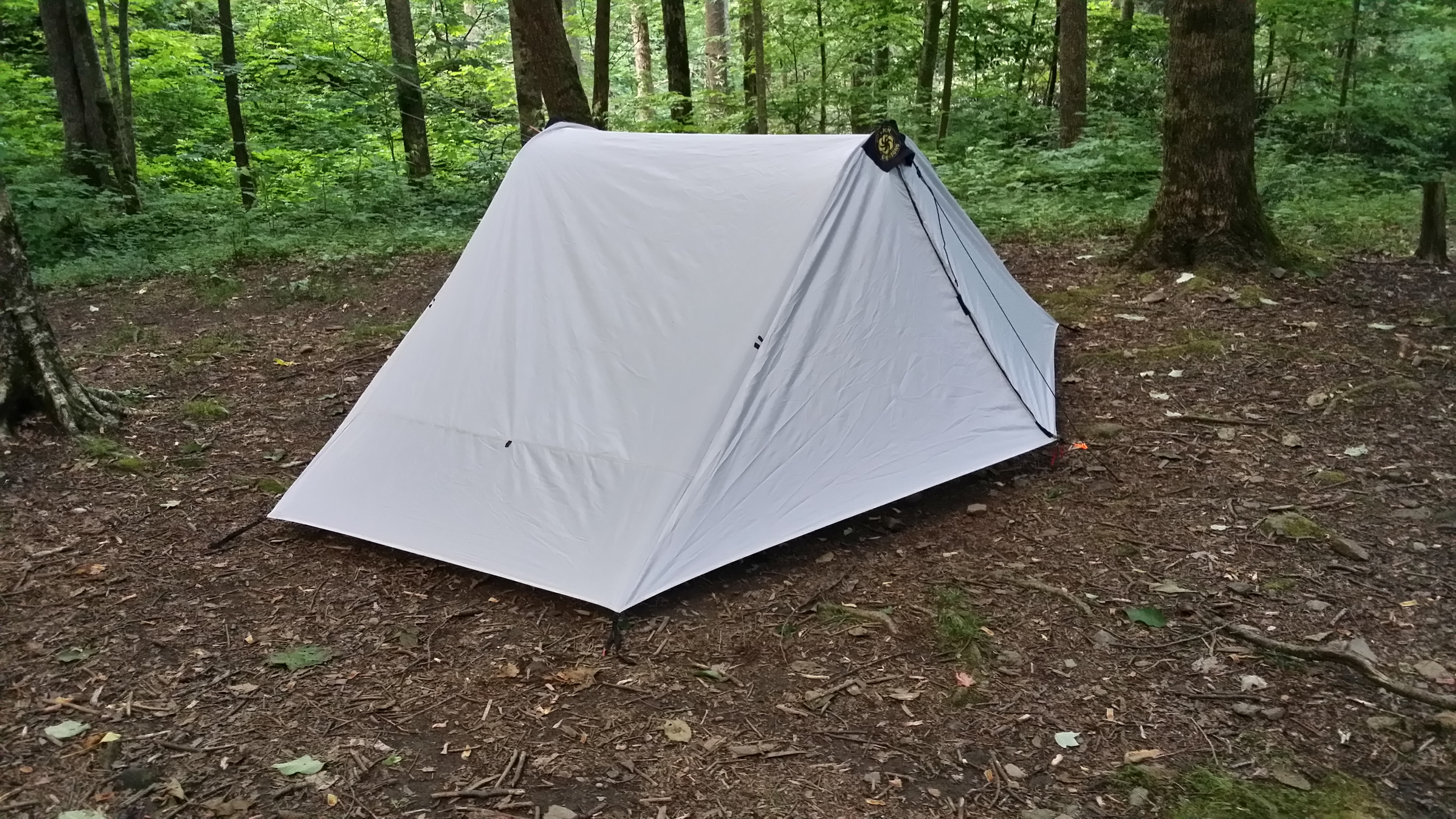 The SMD Lunar Duo Outfitter at Backcountry C&site 12 GSMNP & Shelter u2013 Bulldogu0027s Droppings