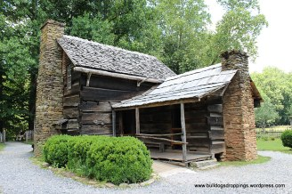 Davis House - Mountain Farm Museum