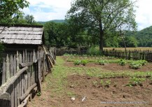 Vegetable Garden - Mountain Farm Museum