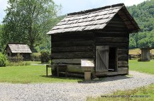 Meat House - Mountain Farm Museum