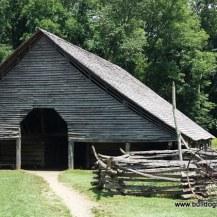 Barn - Mountain Farm Museum