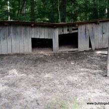 Hog Pen - Mountain Farm Museum