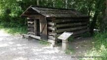 Blacksmith Shop - Mountain Farm Museum