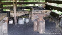 Blacksmith Shop - Mountain Farm Museum