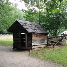Spring House - Mountain Farm Museum
