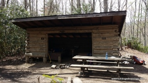 Flint Mountain Shelter